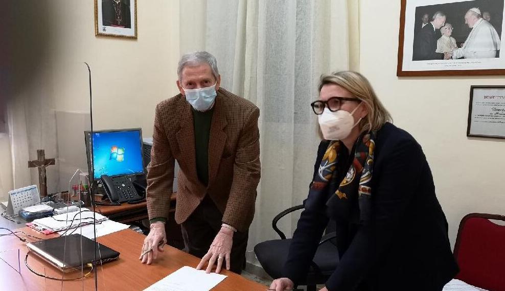 Palermo – Siglato un accordo di collaborazione con la Fondazione Ss. Mamiliano e Rosalia